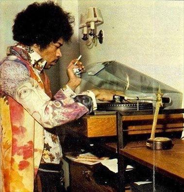 Jimi Love Vinyl
