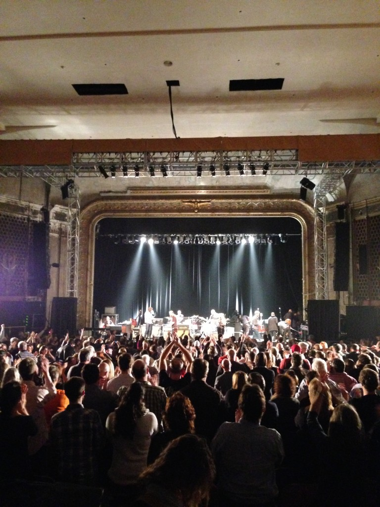 Crowd - TTB @ Keswick Theatre 12/5/14